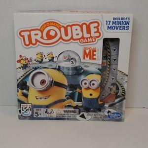 Despicable Me Minions Trouble Game Complete EUC